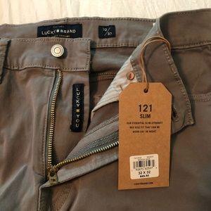 Other - Men's Lucky Brand 121 Slim Pants